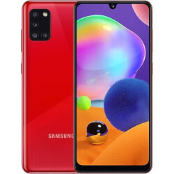 Смартфон Samsung Galaxy A31 4/64GB EAC Red