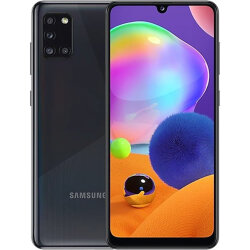Смартфон Samsung Galaxy A31 4/128GB EAC Black