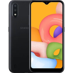 Смартфон Samsung Galaxy M01 3/32GB EAC Black