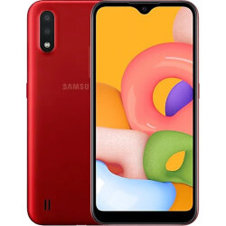Смартфон Samsung Galaxy M01 3/32GB EAC Red