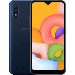 Смартфон Samsung Galaxy M01 3/32GB EAC Blue
