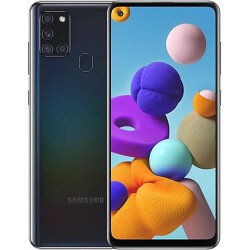Смартфон Samsung Galaxy A21S 4/64GB EAC Black