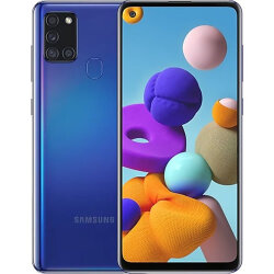 Смартфон Samsung Galaxy A21S 4/64GB EAC Blue