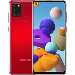 Смартфон Samsung Galaxy A21S 4/64GB EAC Red