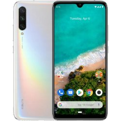 Смартфон Xiaomi Mi A3 4/64GB Android One EU White
