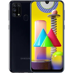 Смартфон Samsung Galaxy M31 6/128GB EAC Black