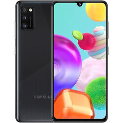Смартфон Samsung Galaxy A41 4/64GB EAC Black